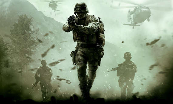 Call of Duty: Modern Warfare Remaster is now on Steam
