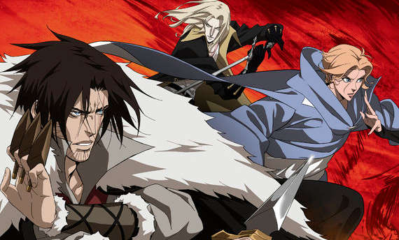 Castlevania series from Netflix gets a second season