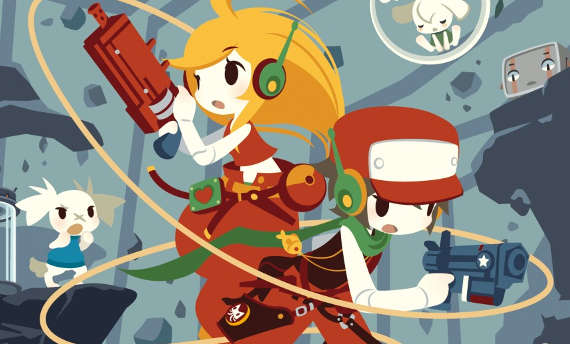 Cave Story and 1001 Spikes coming to Switch