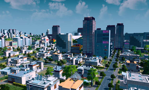 Mass Transit is coming to Cities: Skylines