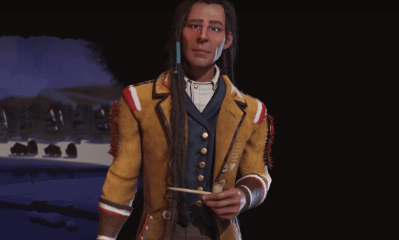 The Cree are coming to Civilization 6