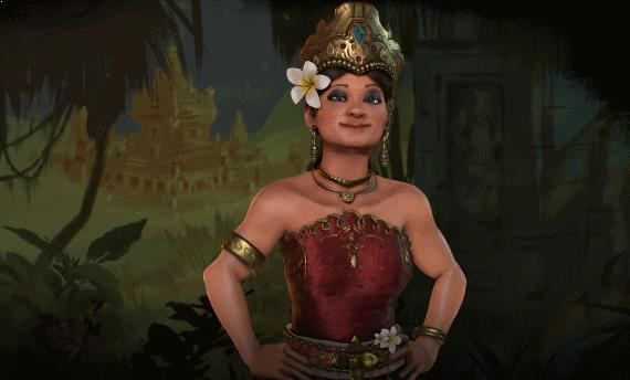 Indonesia is another nation coming to Civilization 6