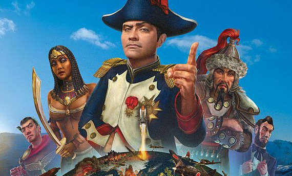 Sid Meier's Civilization Revolution is now playable on Xbox One