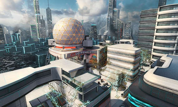 Sabotage DLC for Call of Duty: Infinite Warfare is live
