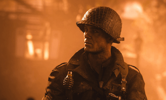 Call of Duty: WWII update available on consoles