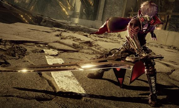 Code Vein with a new anime trailer