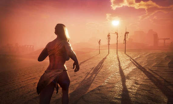 Conan Exiles (Early Access) impressions - Exiled too early