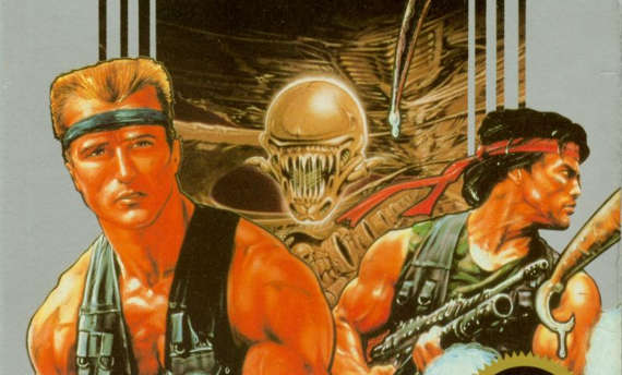 Contra and four other games are now Backward Compatible