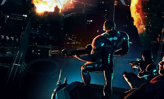 Crackdown 3 is a part of Xbox Play Anywhere program, if you wondered