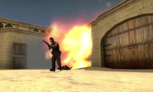 Mod changes CS:GO into Counter-Strike 1.6