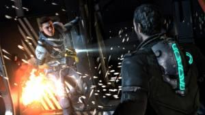 Cutscene in DS3 game