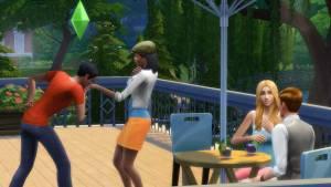 sims 4 dancing
