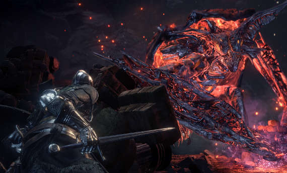 Dark Souls III: The Ringed City DLC announced
