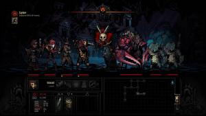 Gameplay Darkest Dungeon Steam