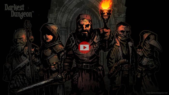 Darkest Dungeon Youtube Trailer