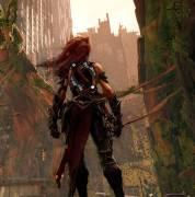 Fury from darksiders 3 screenshot