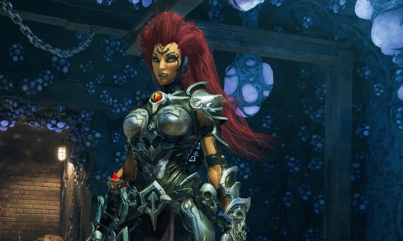 Darksiders 3 gets a brand new trailer