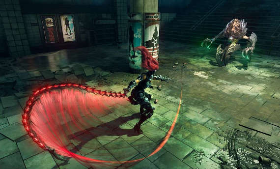 Darksiders III revealed, lets you play as Fury