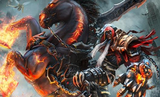 Darksiders Warmastered Edition is now available