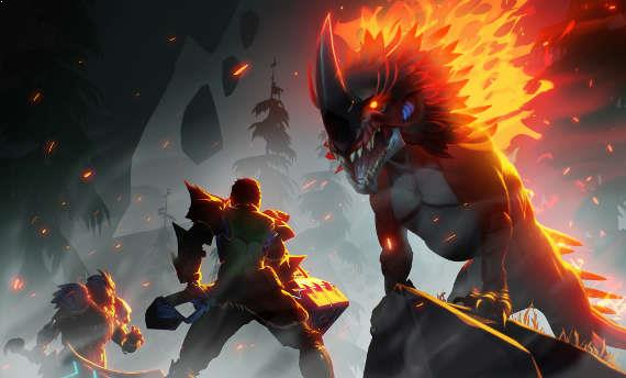 Dauntless, a free-to-play PC co-op game, wants you to slay