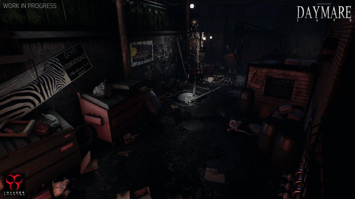 Watch the first trailer for Daymare: 1998 - G2A News
