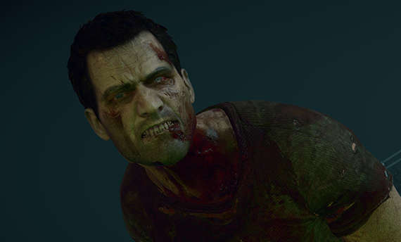 Dead Rising 4: Frank Rising introduces zombie (surprise) Frank