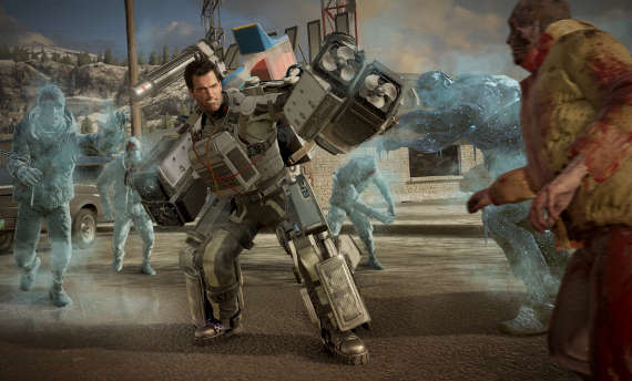Dead Rising 4 is coming to Steam