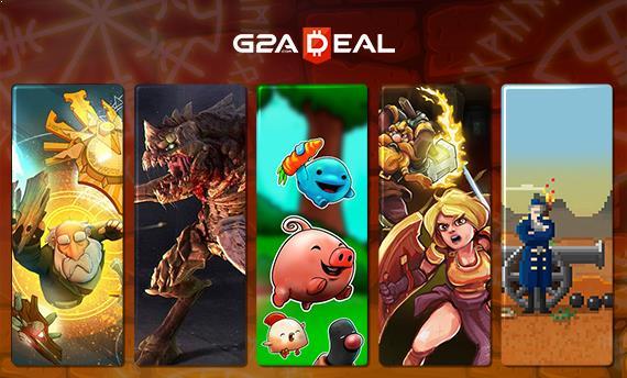 g2a deal 7 games