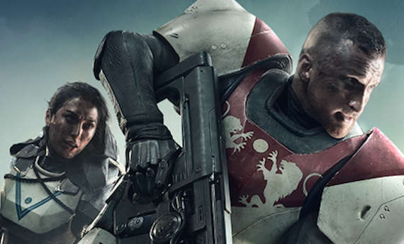 Destiny 2's open beta gets a trailer