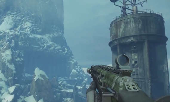 Vostok map for Destiny 2 revealed