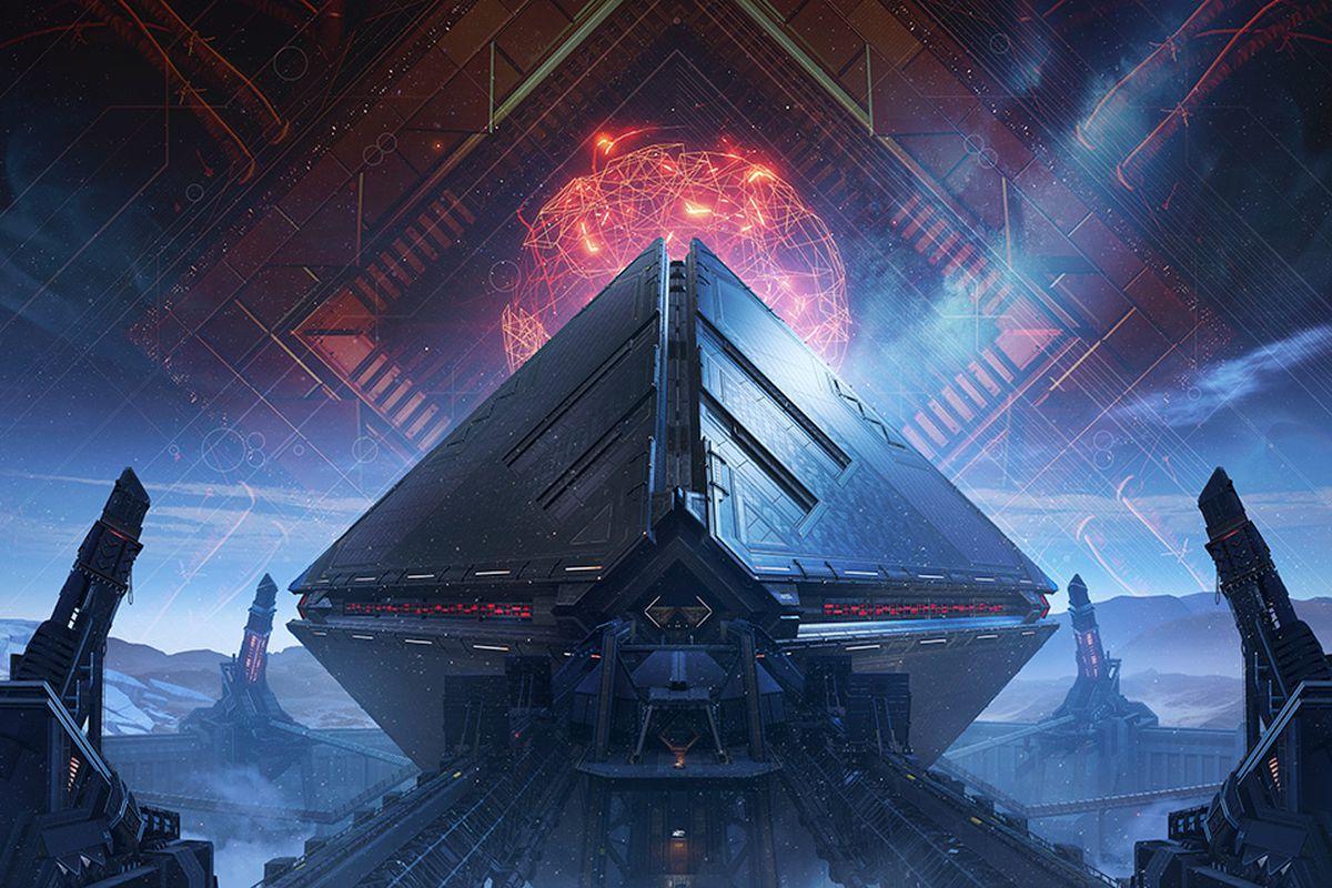 Destiny 2 Warmind Banner