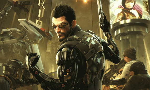 Deus Ex is still an important series for Square Enix