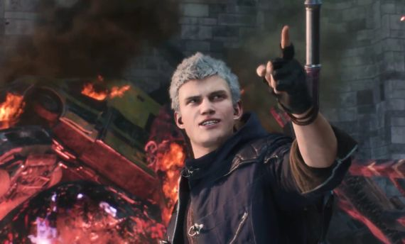 devil may cry 5 with two new trailers