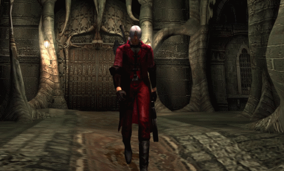 Devil May Cry HD Collection with 4K resolution on PC