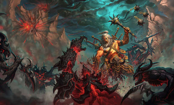 Learn about dungeon design in Diablo III