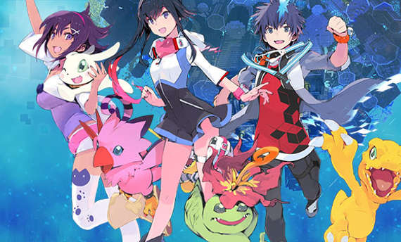 Unhatch your destiny with the trailer for Digimon World: Next Order