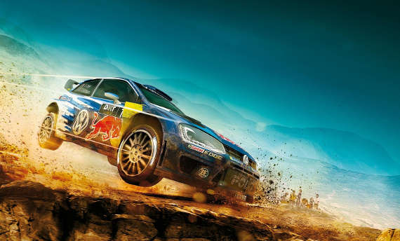 DiRT Rally now supports PlayStation VR