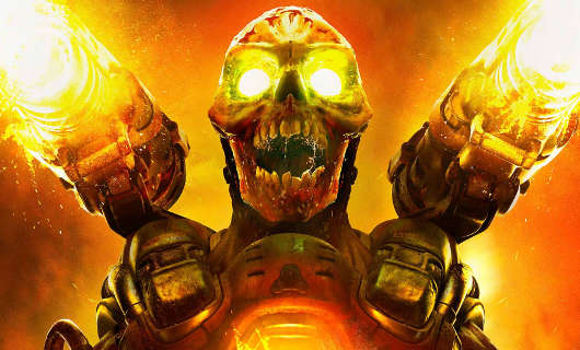 Now you can kill bots in Doom's multiplayer