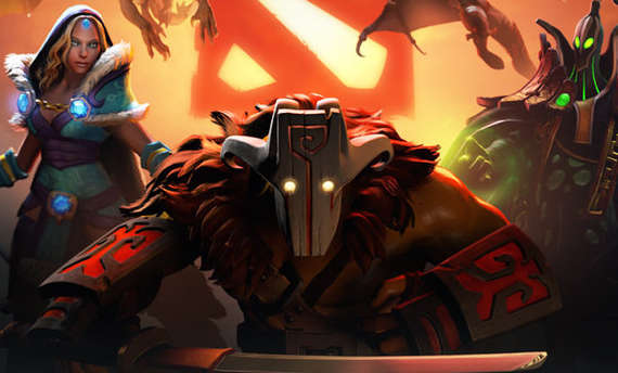 Dota 2 with 2 new characters in new cinematic