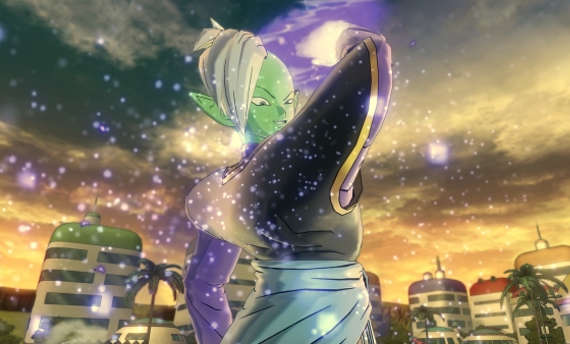 Another Dragon Ball Xenoverse 2 DLC pack launches next week