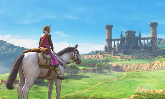 Dragon Quest XI is set to release in Japan in 2017