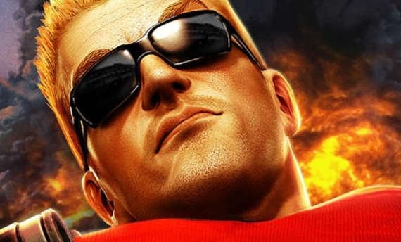 Duke Nukem visits Bulletstorm: Full Clip Edition