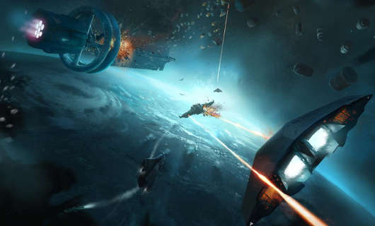 Elite: Dangerous will be making its way to PlayStation 4