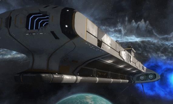 Endless Space 2 gets free Target Locked update