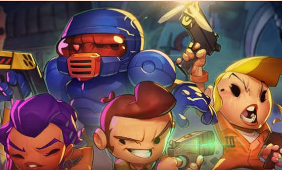 Enter the Gungeon releases next week on Xbox One
