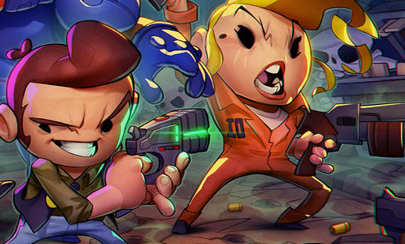 Enter the Gungeon gets a free content update