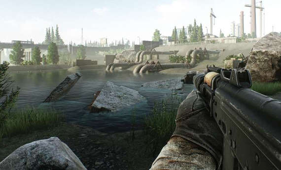 Escape from Tarkov gets an updated location and glorious screens