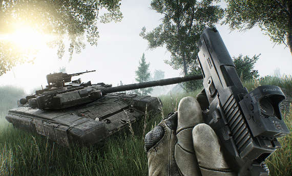 It was a great year for Escape from Tarkov's development