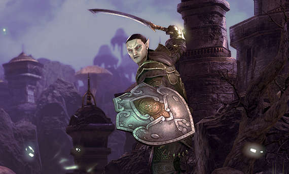 The Elder Scrolls Online: Morrowind gets a gameplay trailer