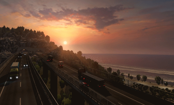 Euro Truck Simulator 2 - Italia DLC coming next week